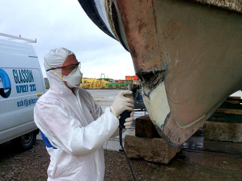 Hull Repair
